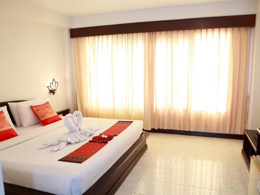 Standard - Bed Samui First House Hotel