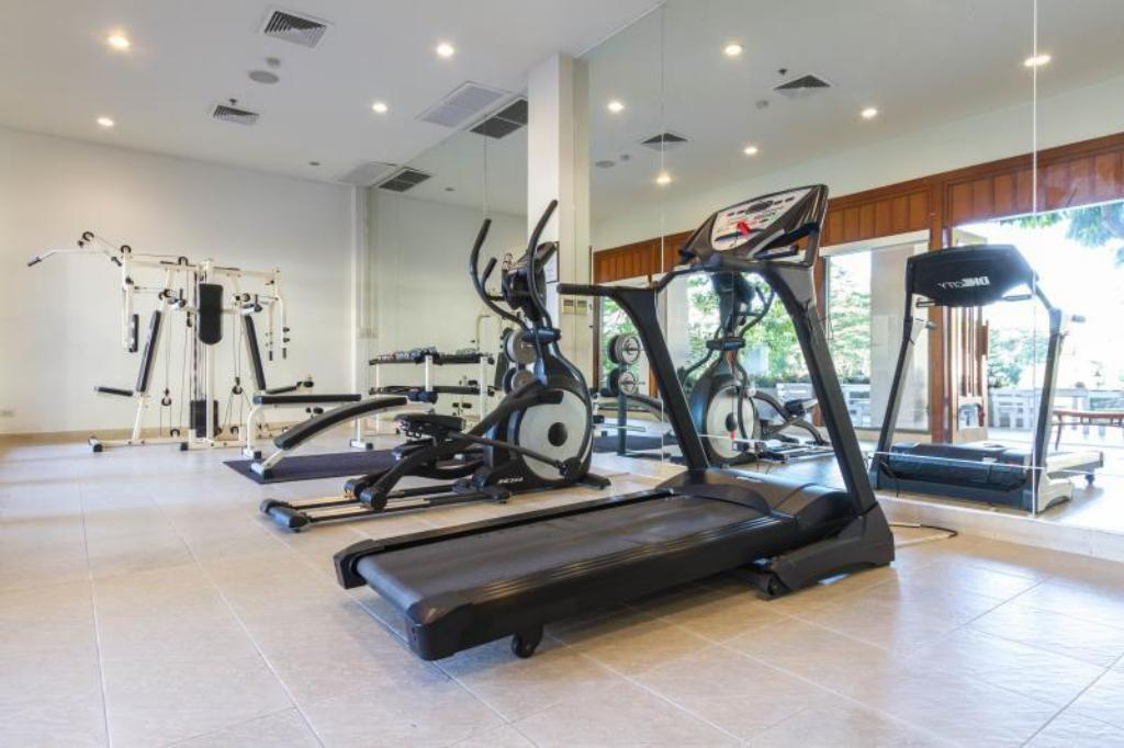 Fitness center The Imperial River House Resort