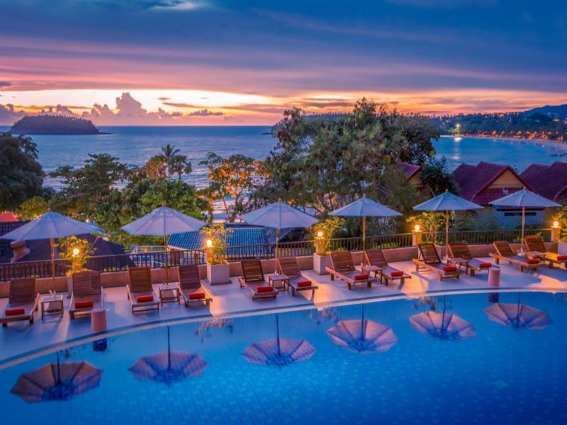 Kata Beach Resort Spa 4 (Thailand Phuket): photos and reviews of tourists 2