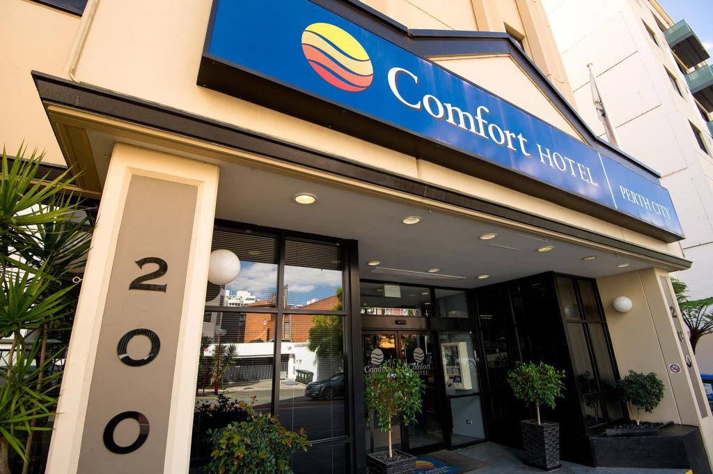 More about Comfort Hotel Perth City