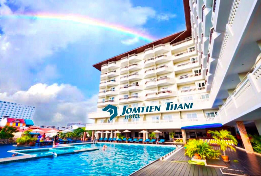 More about Jomtien Thani Hotel