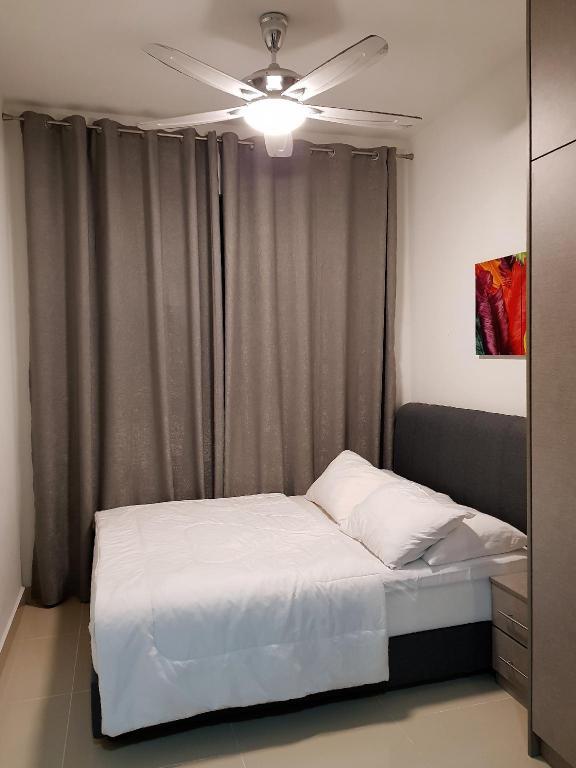 Pangsapuri 104 M² Dengan 3 Bilik Tidur