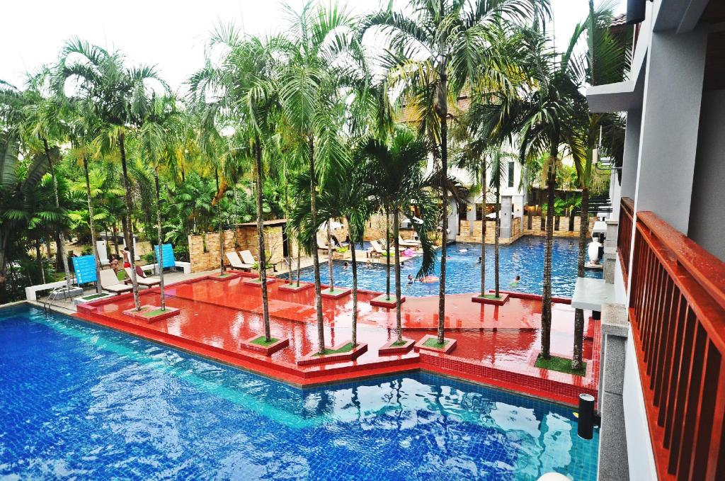 Swimming pool [outdoor] Lanta Sand Resort & Spa
