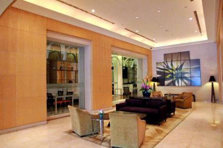 Lobby The Duchess Hotel and Residences