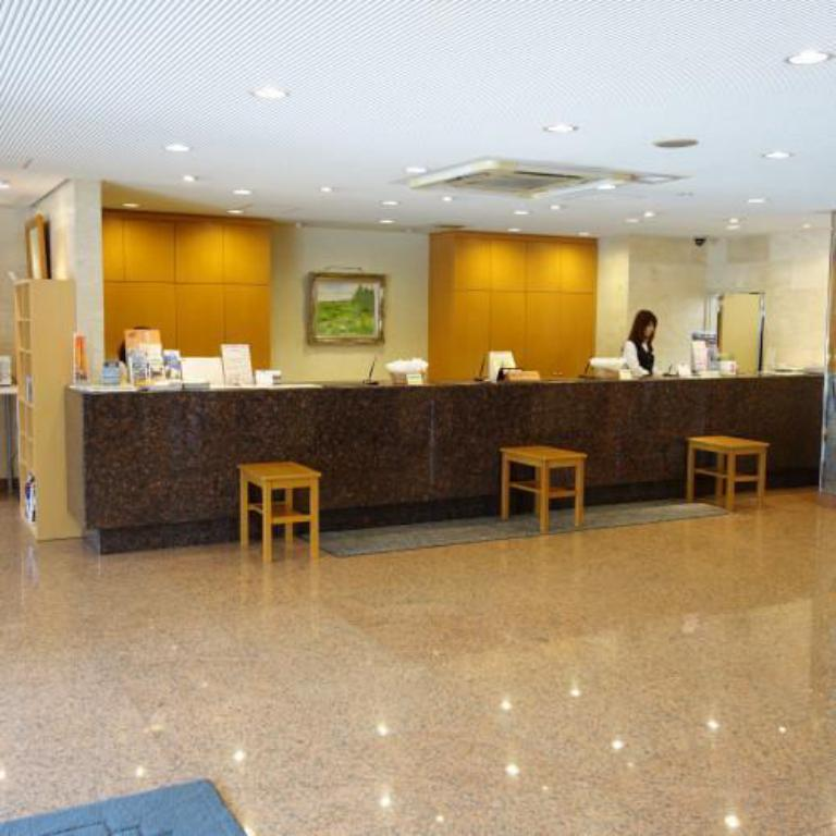 Фойє Grace Inn Nagoya