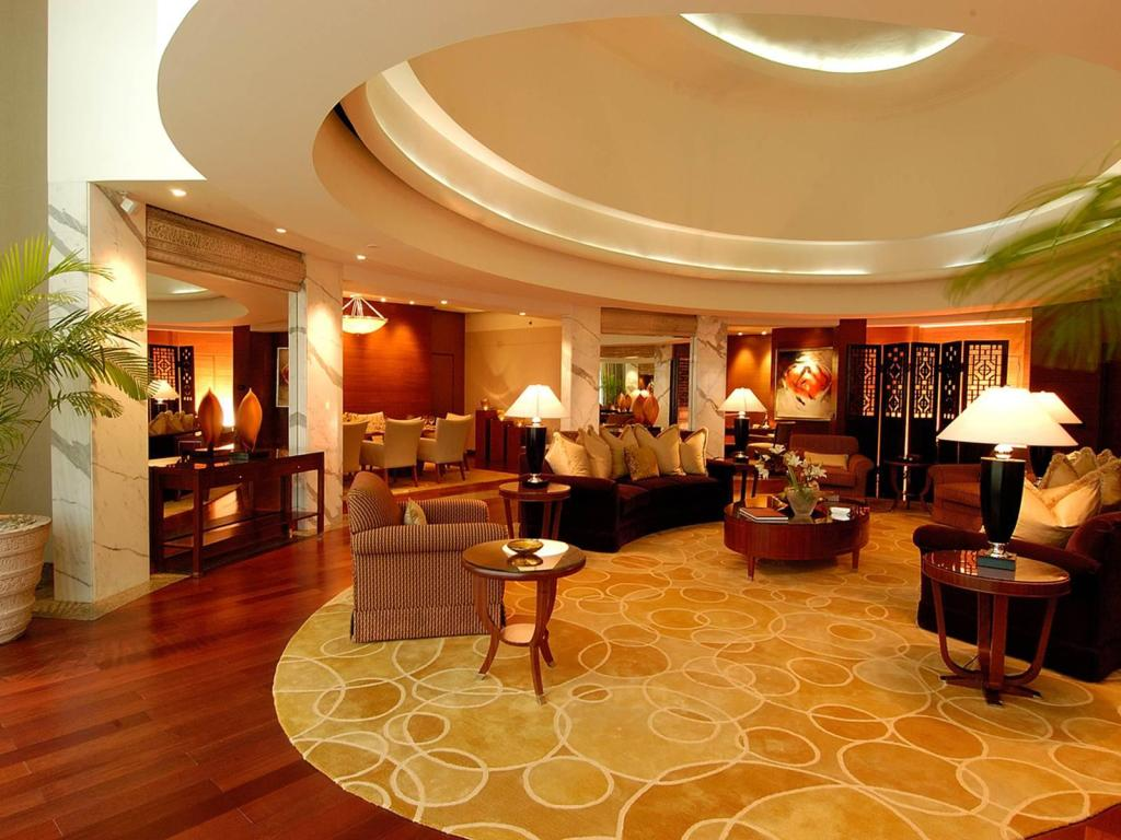 Interior view Hyatt Regency Kolkata