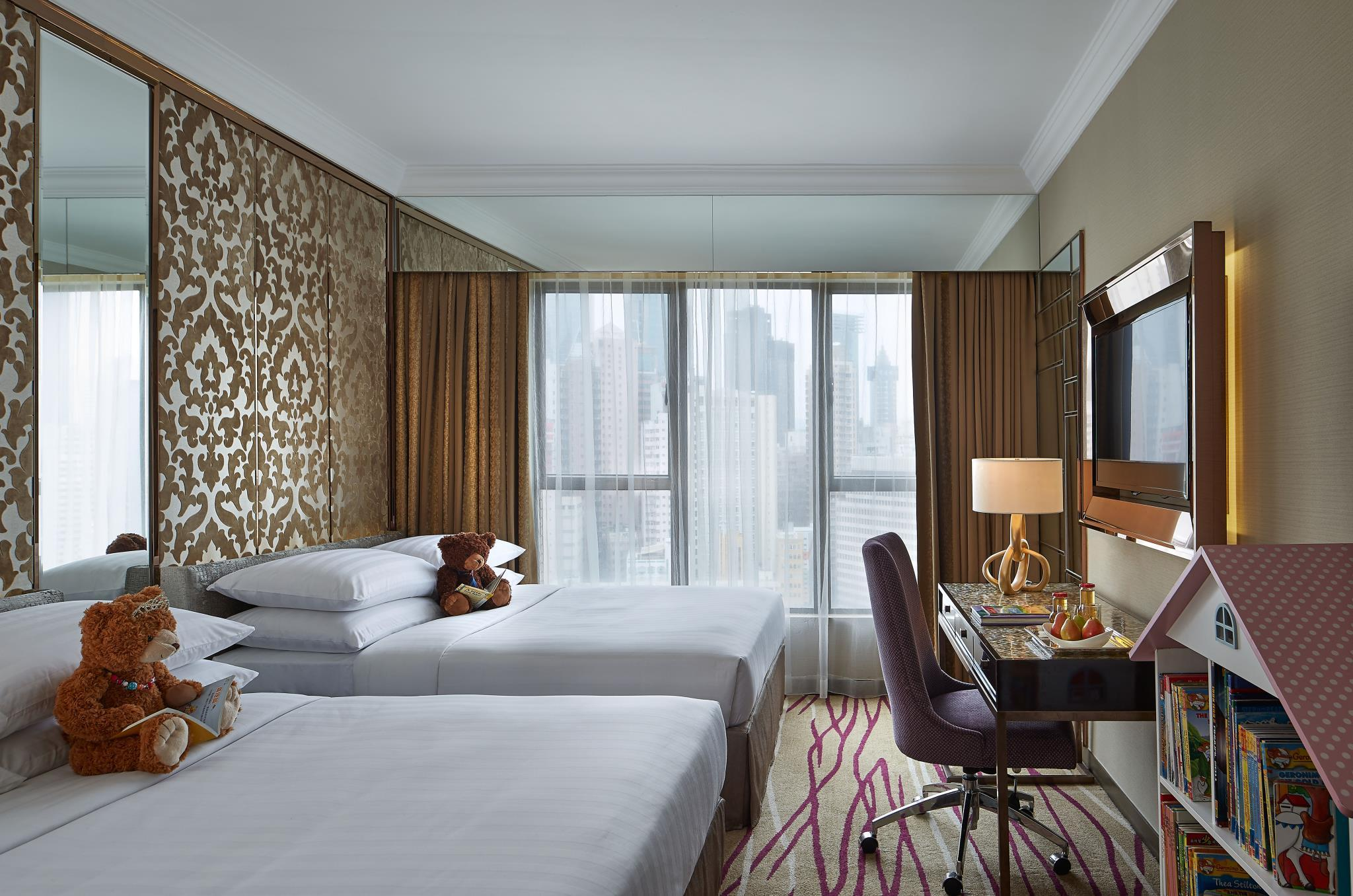 Dorsett Wanchai Hong Kong - Room Deals, Photos & Reviews