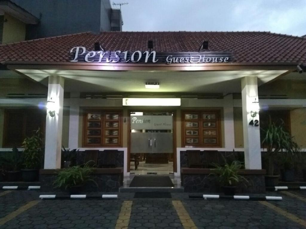 Pension Guesthouse