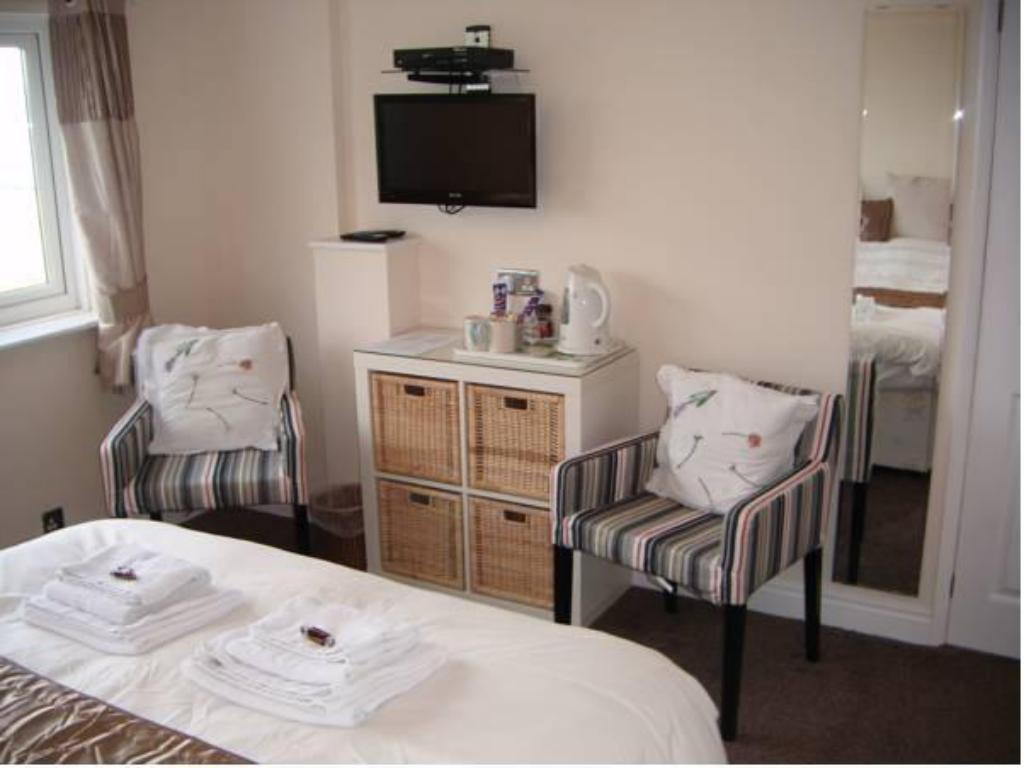 Quarto King ou Twin Superior com Vista Mar Middlethorpe Guest House