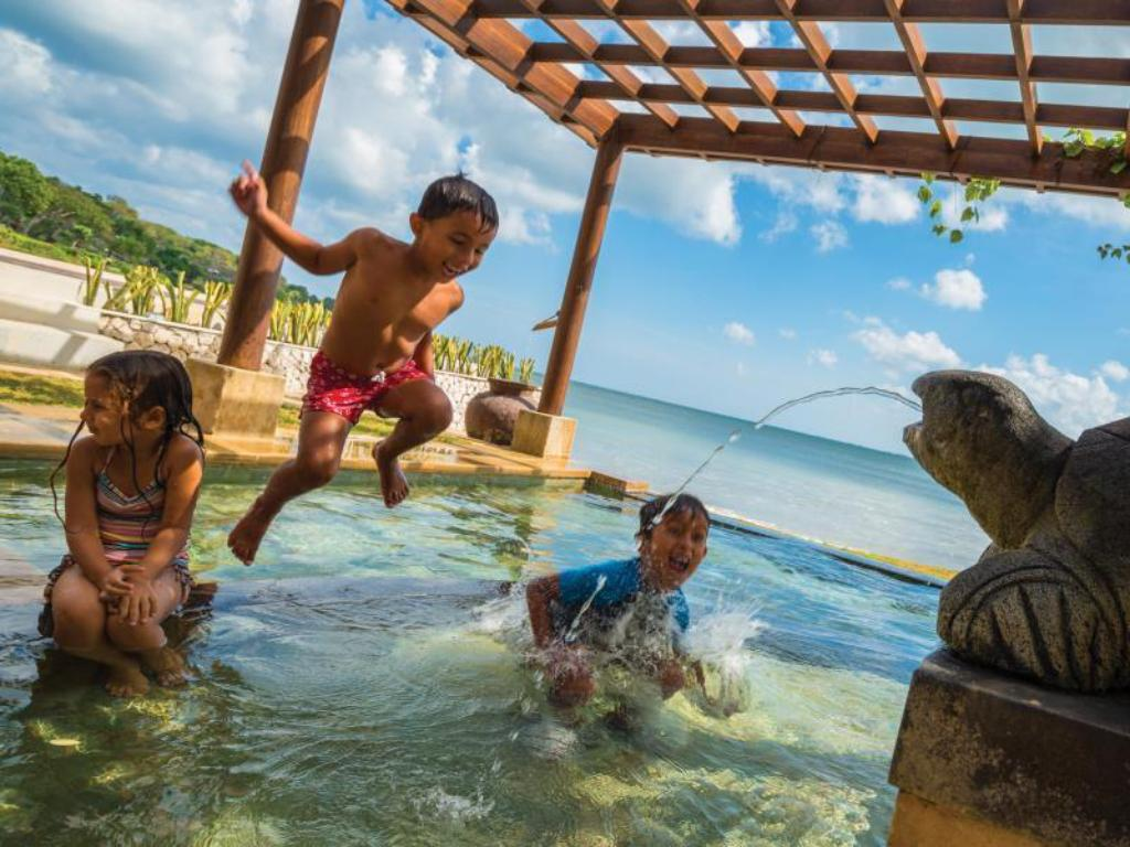 Kid's club Four Seasons Resort Bali at Jimbaran Bay