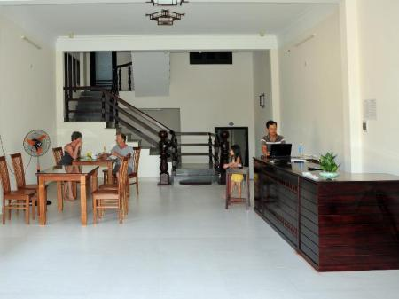 Empfangshalle Sea Star Homestay