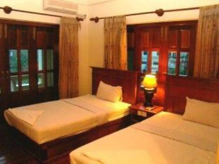 Double or Twin Bed Angkor Serey Suosdey Guesthouse
