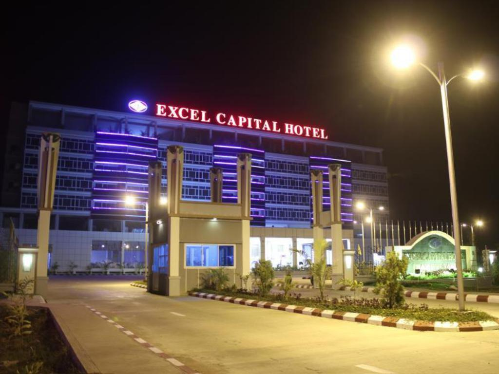 Interior view Excel Capital Hotel