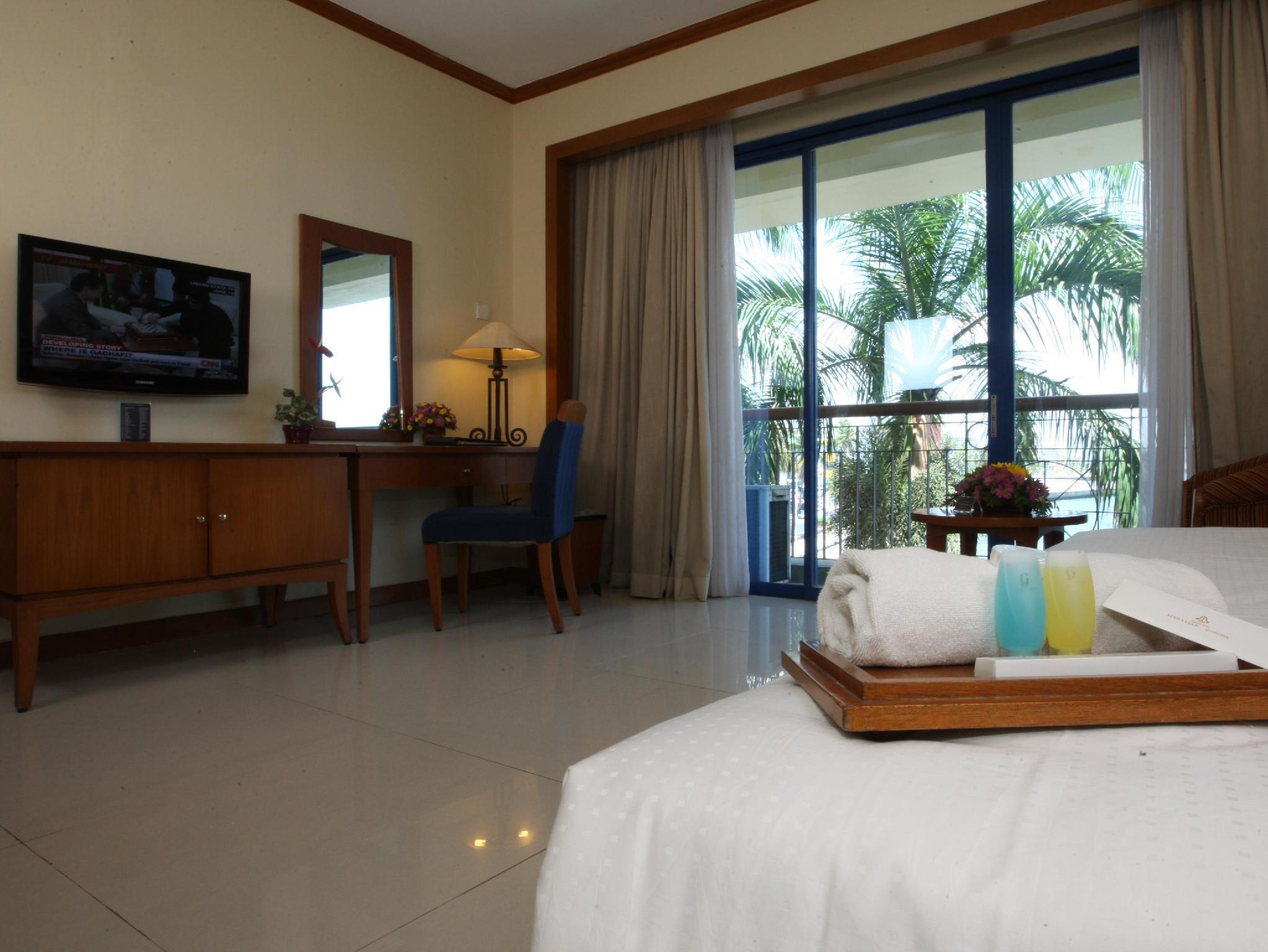 Deluxe Ranjang King Pemandangan Laut (Deluxe Sea View King Bed)