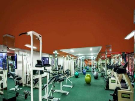 Fitness center Surabaya Suites Hotel