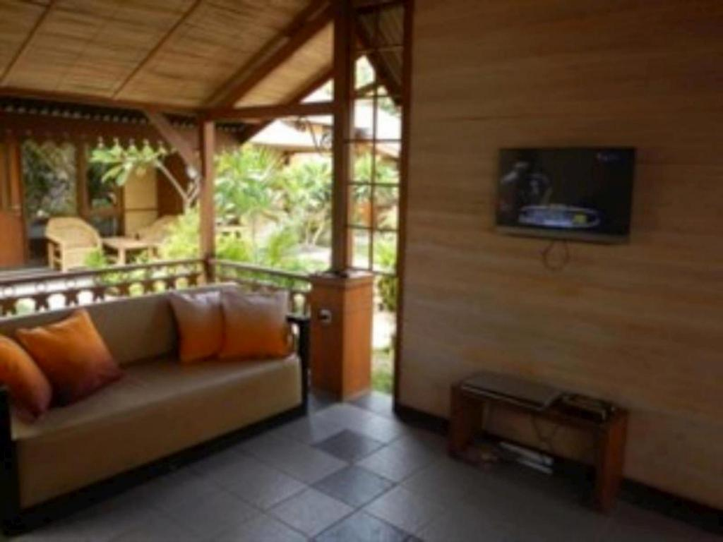 Interior view Denaya Lodge Syariah