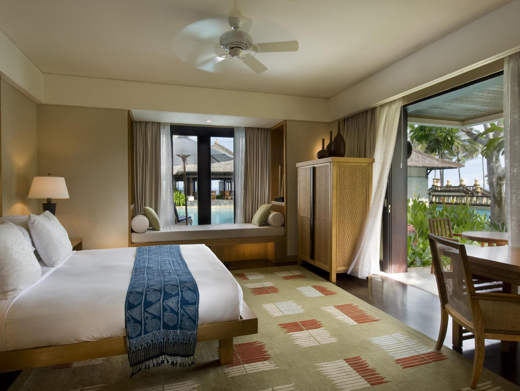 Conrad Bali In Indonesia Room Deals Photos Reviews Voucher Hotel Ayodya Resort Deluxe Bed An Breakfast Suite With King
