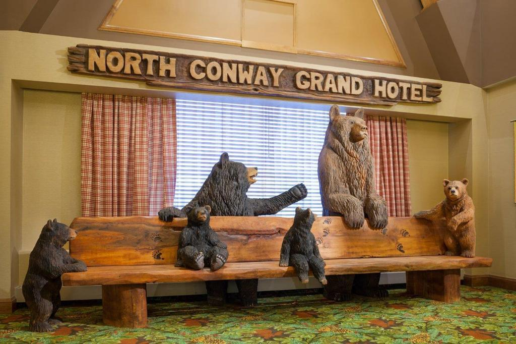 Lobby North Conway Grand Hotel