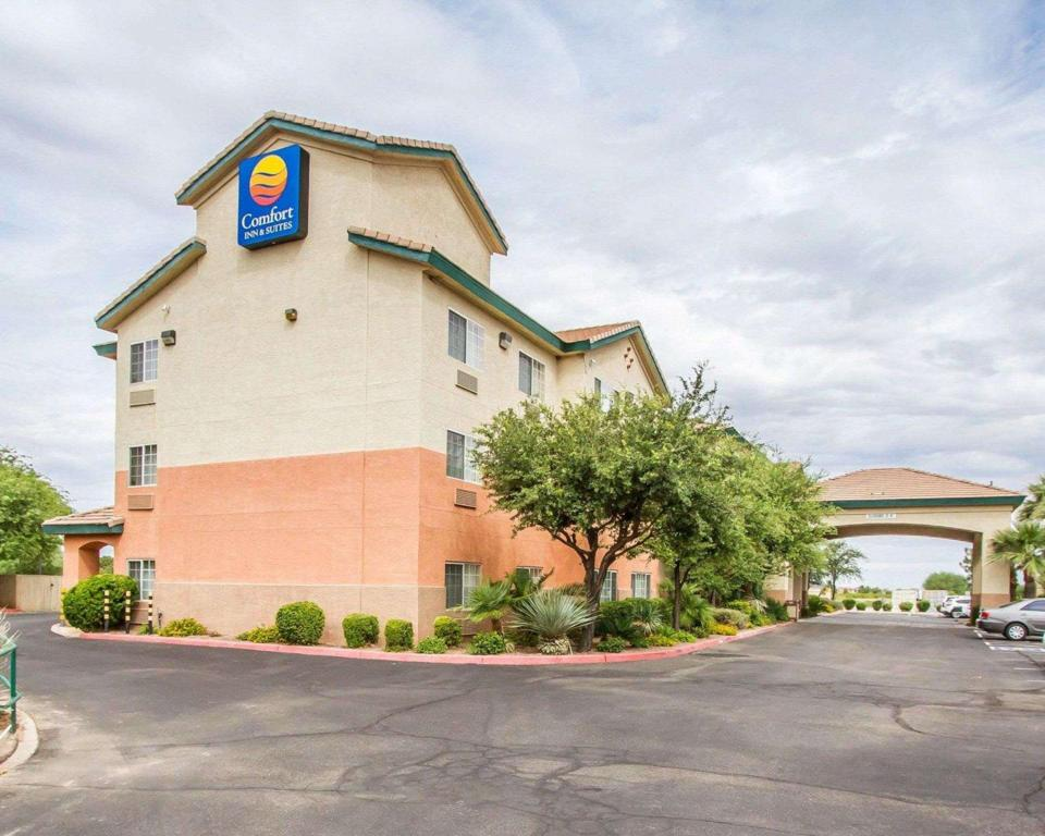 More about Comfort Inn and Suites Tucson