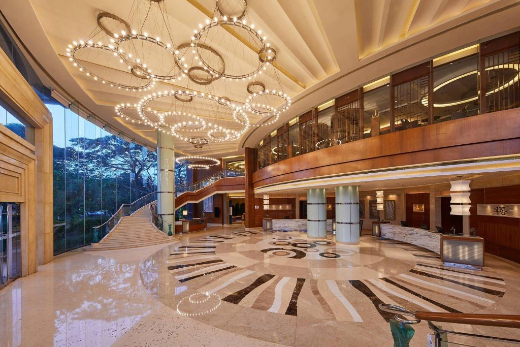 Lobby Four Points by Sheraton Shenzhen