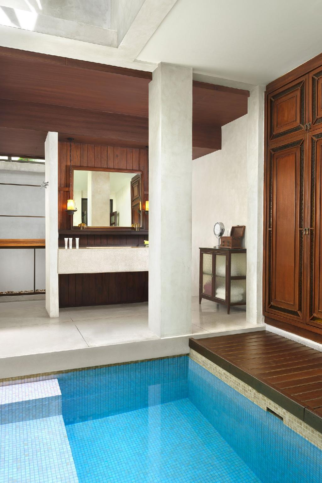 Plunge Pool Suite, 1 Bedroom Suite, 1 King, Garden view