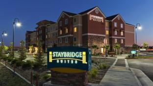 Staybridge Suites Rocklin Roseville Area Hotel