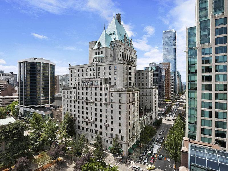 The Sutton Place Hotel Vancouver, Vancouver: 3 663 recenzí zákazníků.