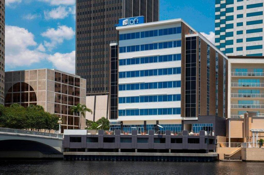 More about Aloft Tampa Downtown