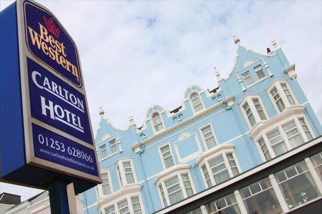 Best Western Carlton Hotel In Blackpool Room Deals Photos Reviews