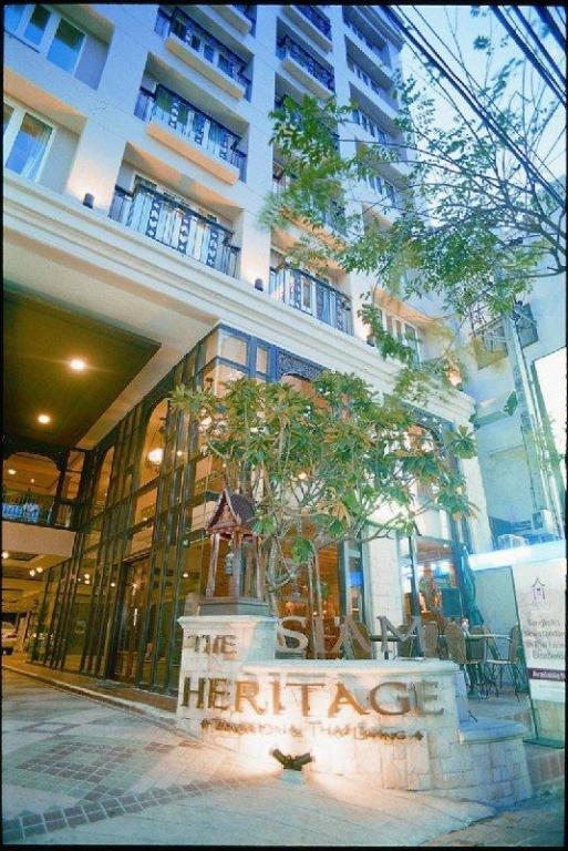 The Siam Heritage Hotel