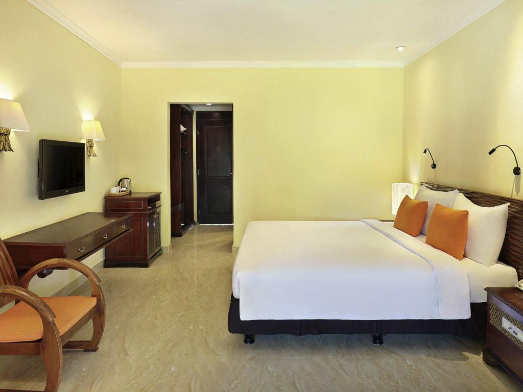 Quarto Deluxe King Mercure Resort Sanur