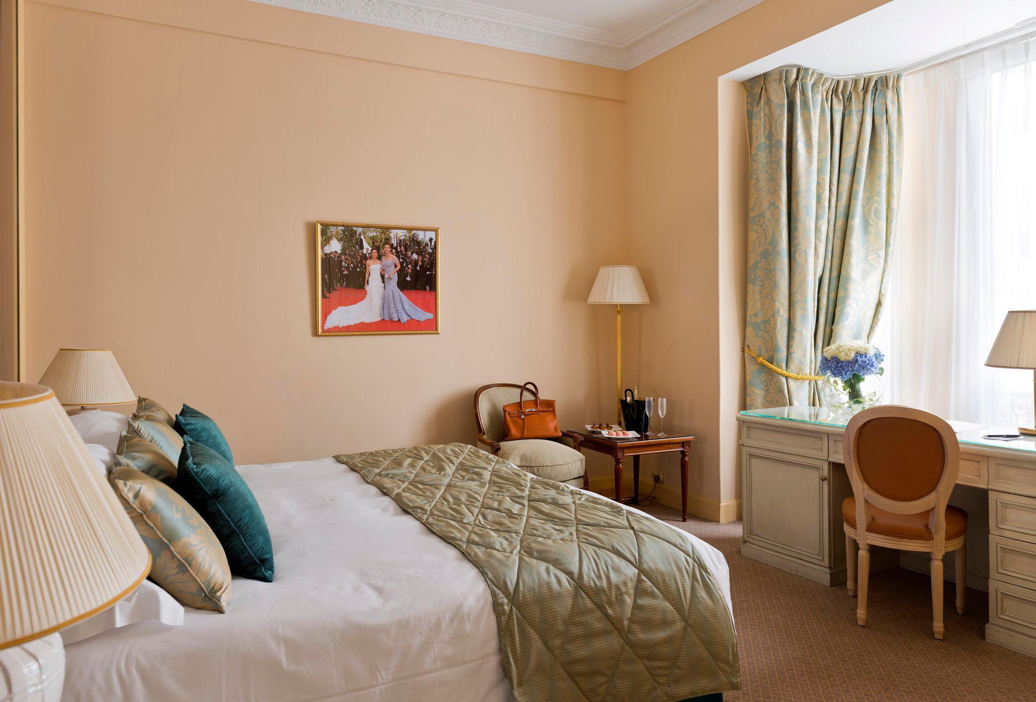 Comment Avoir Une Chambre Propre intercontinental carlton cannes hotel - deals, photos & reviews