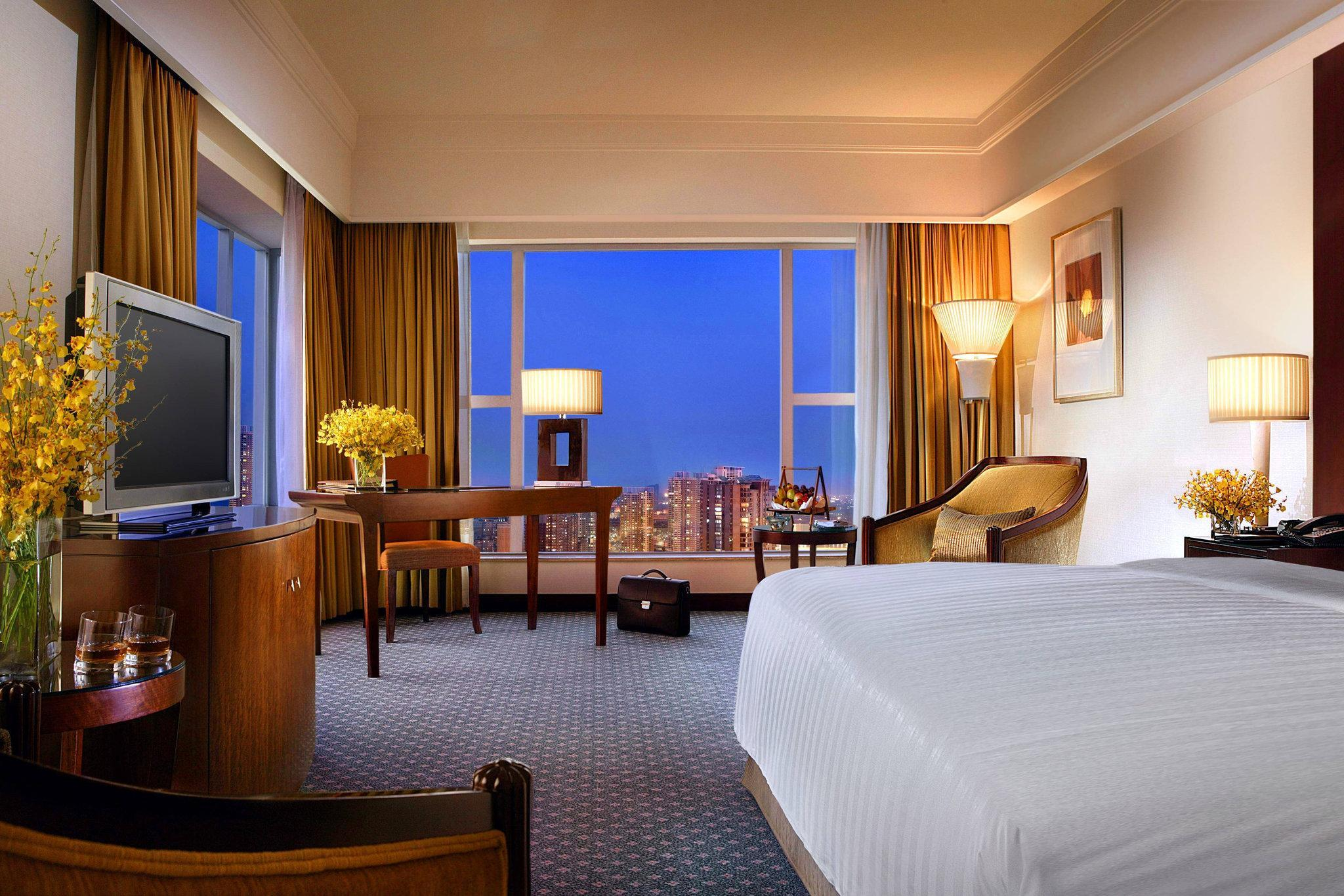 市景高級房(特大床) (Superior Room, Guest room, 1 King, City view)