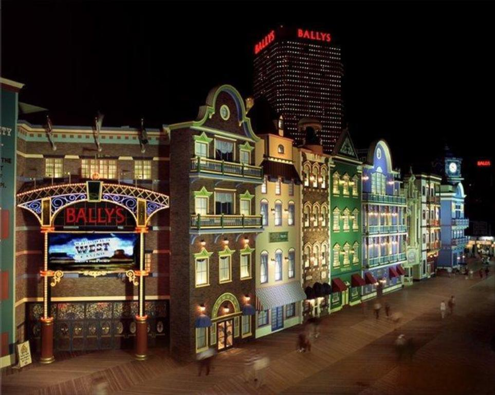 巴利大西洋城赌场度假村 (Bally's Atlantic City Hotel and Casino)