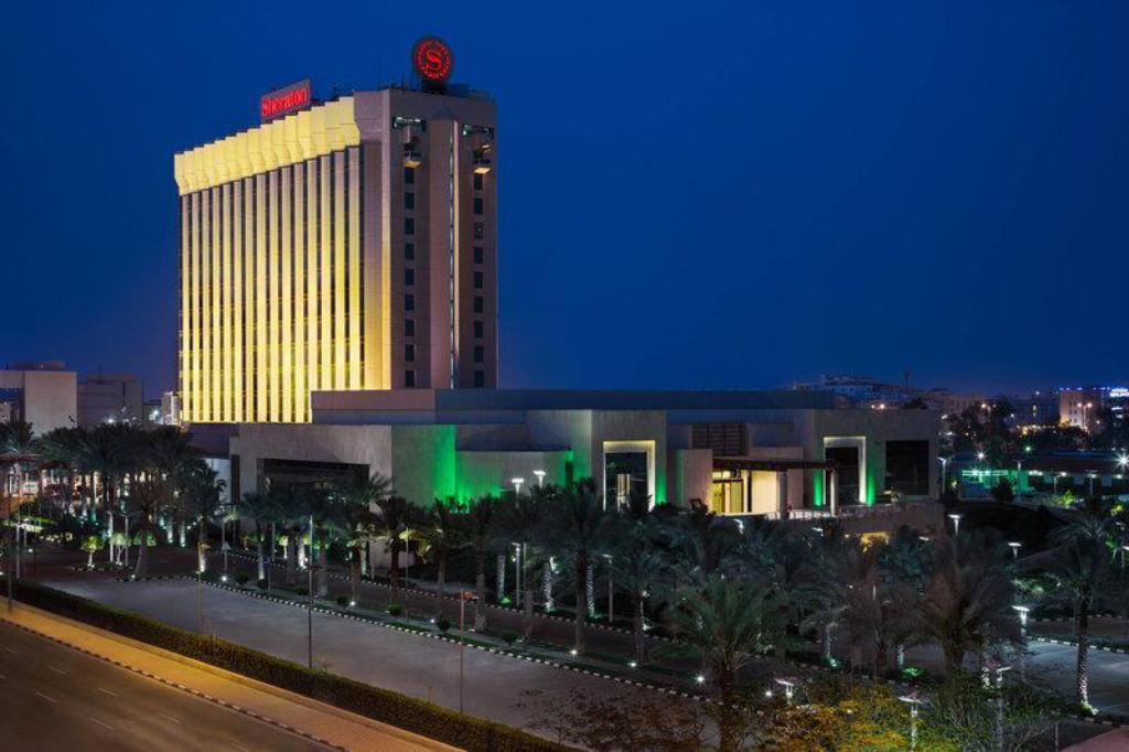 Meer over Sheraton Dammam Hotel & Convention Centre