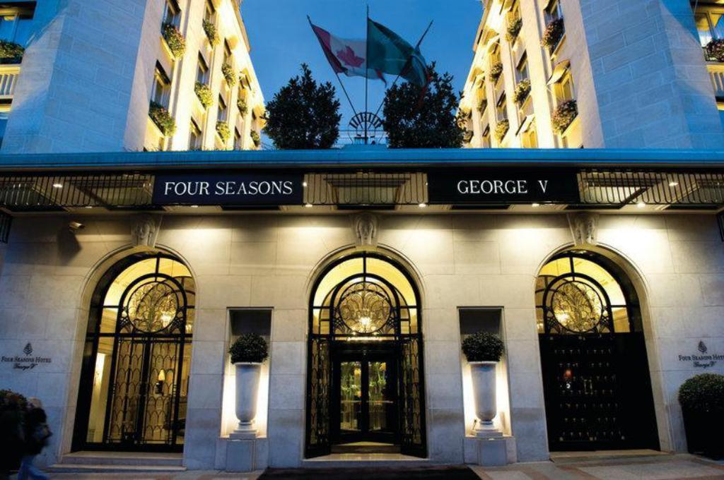 Four season hotel george v paris