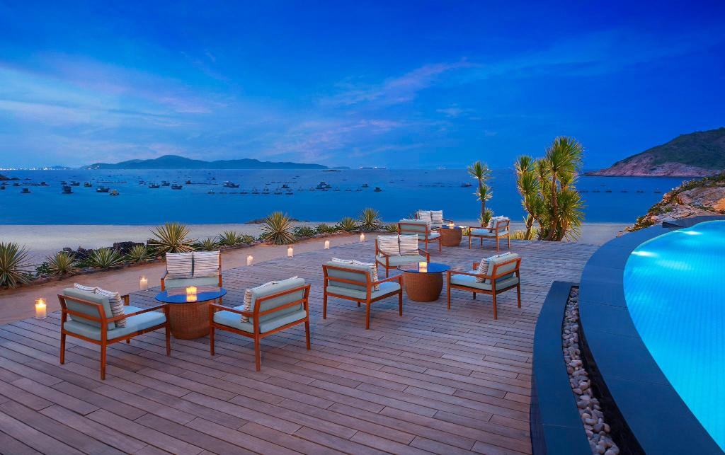 Avani Quy Nhơn Resort & Spa phong cách cổ điển