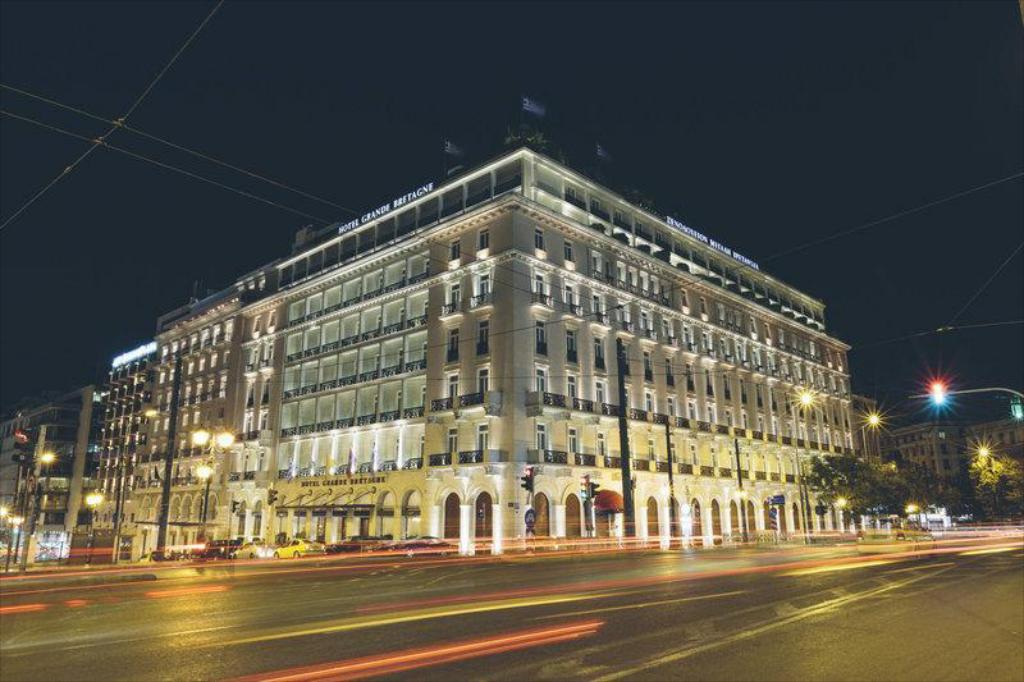 Hotel Grande Bretagne A Luxury Collection Hotel Athens In Greece Room Deals Photos Reviews