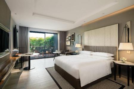 Superior, Guest room, 1 King or 2 Double, Resort view Hua Hin Marriott Resort & Spa