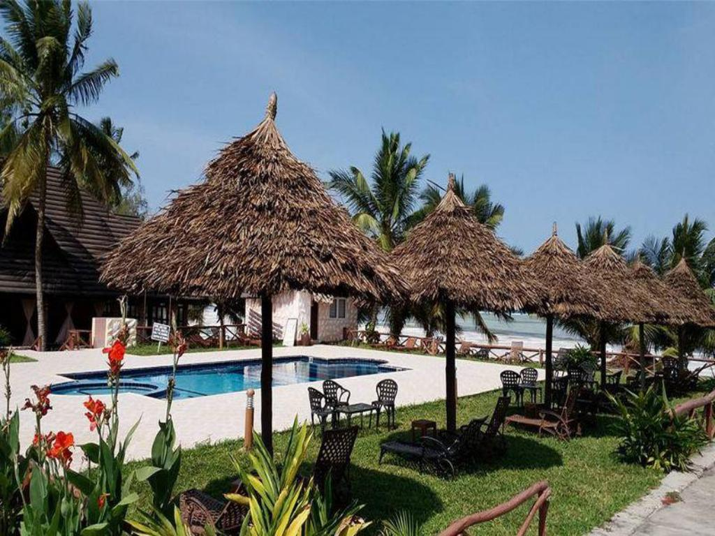 Piscina Swahili Beach Resort