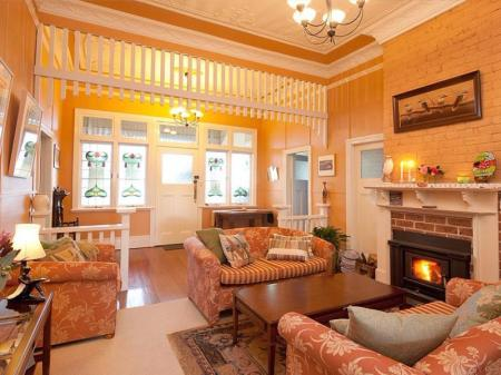 Interior view Milton Bed and Breakfast