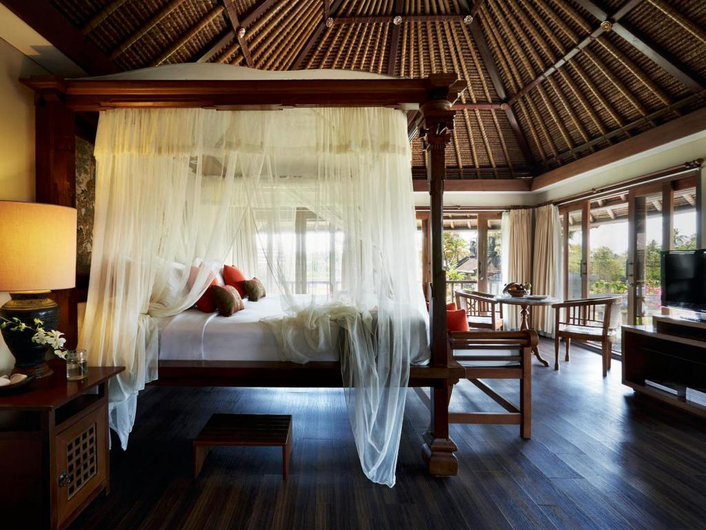 Ubud Chalet - Bedroom