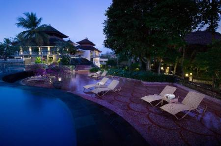 Swimming pool [outdoor] Kamandalu Ubud Resort