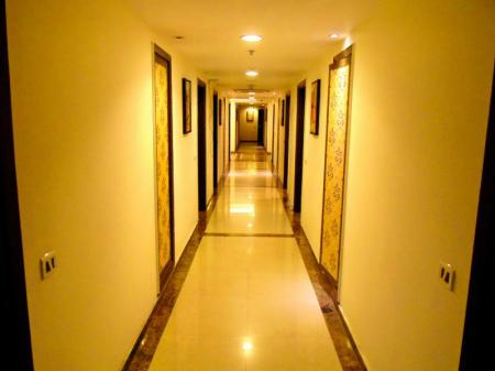Interior view Tavisha Hotel