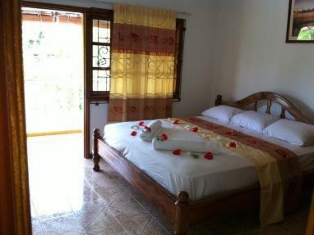 Interior view Villa Cocotier Guest House