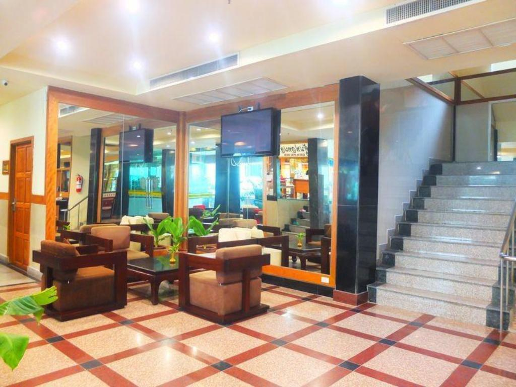 Lobby Boutique Paradise Hotel
