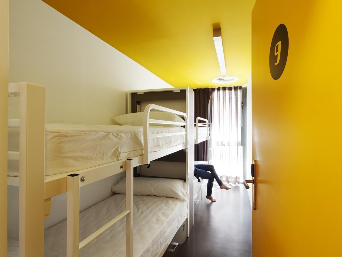 1 Person in 5-Bed Dormitory - Mixed