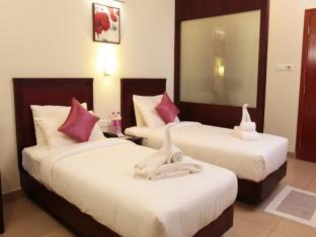 Quarto Deluxe - Cama Clouds Valley Leisure Hotel