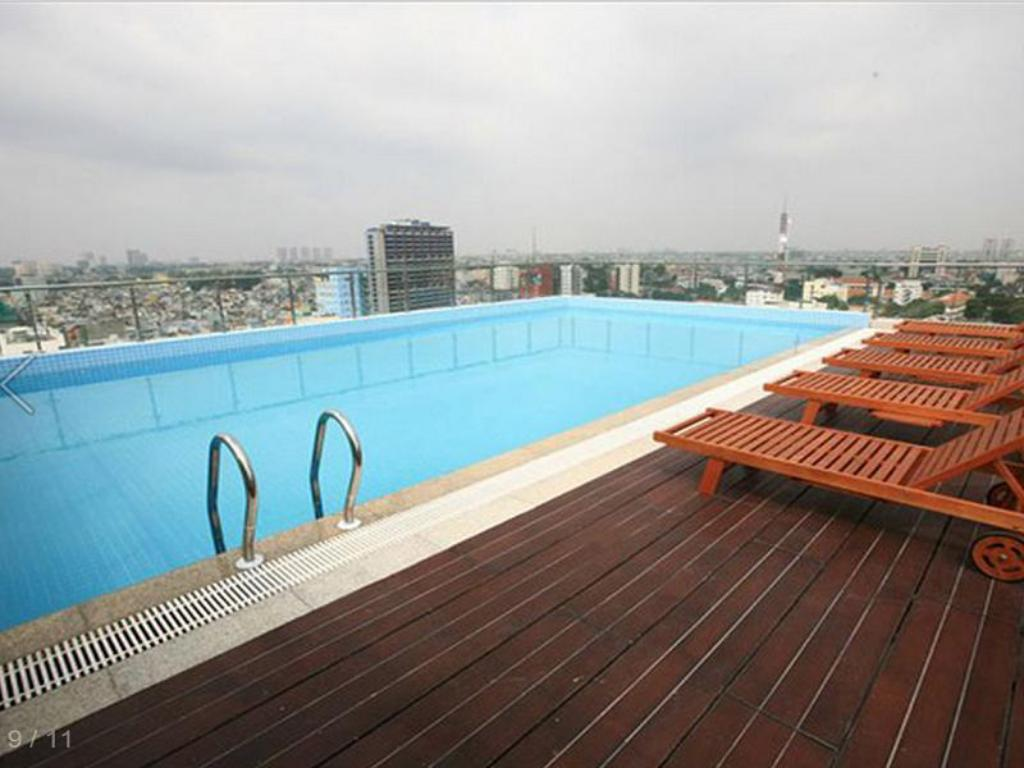 Best Price on Saigon Pavillon Serviced Apartment in Ho Chi Minh City ...