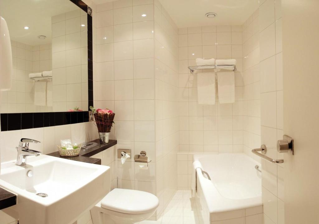 Single Classic Room - Bathroom Hotel Etoile Trocadero